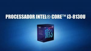 novo Core i3 8130U empresas business