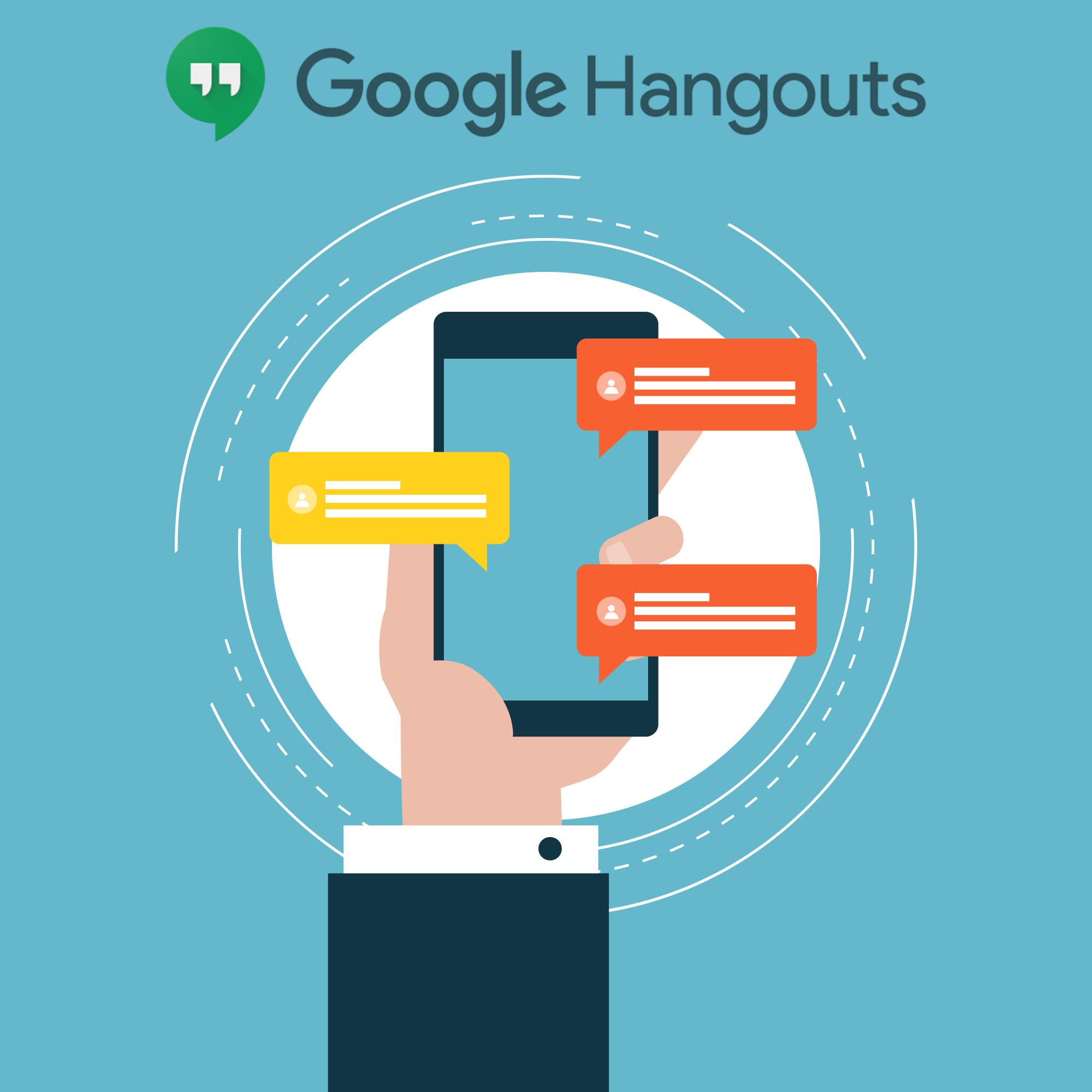 conheca hangouts chat empresas