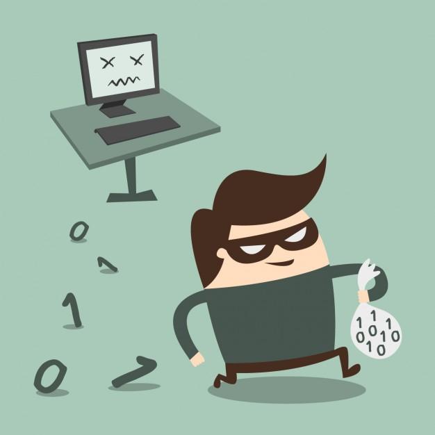 roubo de senhas empresas email