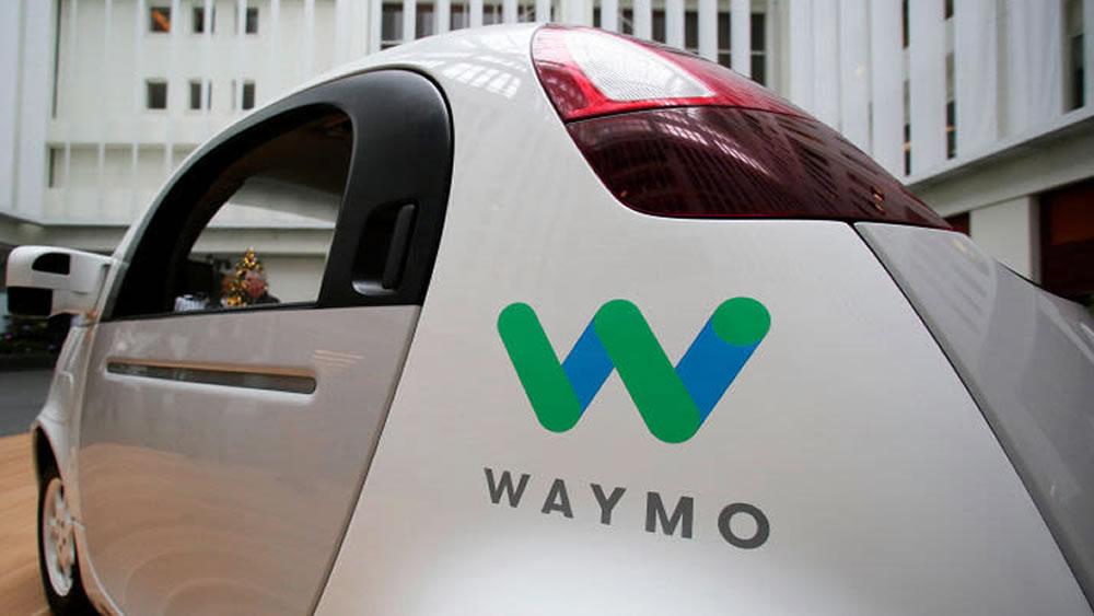 google waymo tecnologia