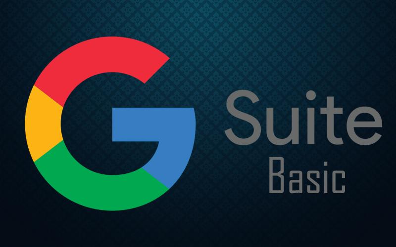 g suite basic google encript