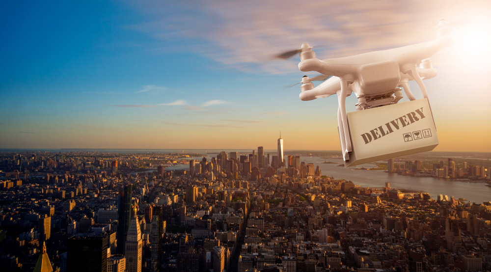 google wings drone entregas