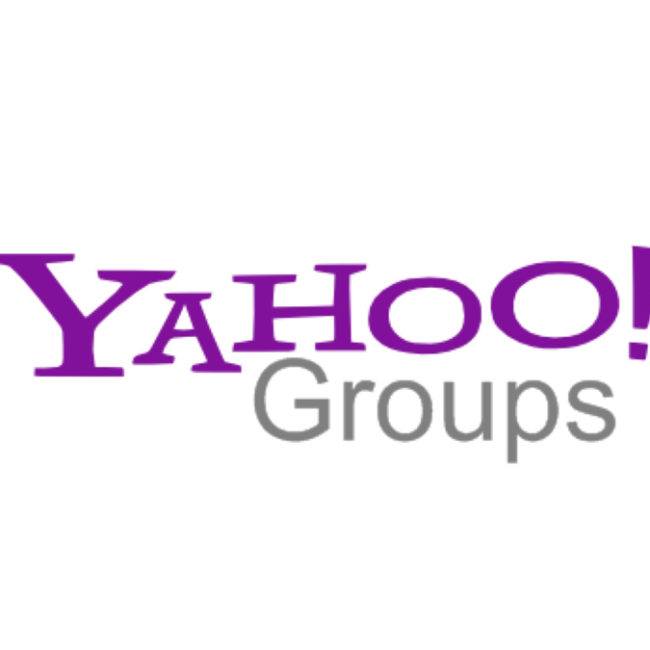 yahoo groups chega ao fim