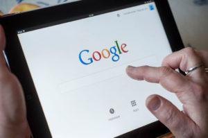 google cache conta bancaria do google