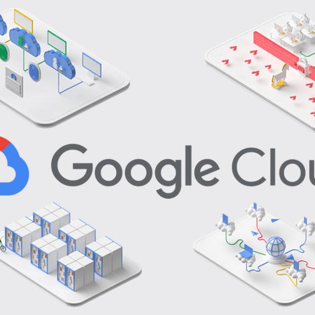 google cloud gcp segurança