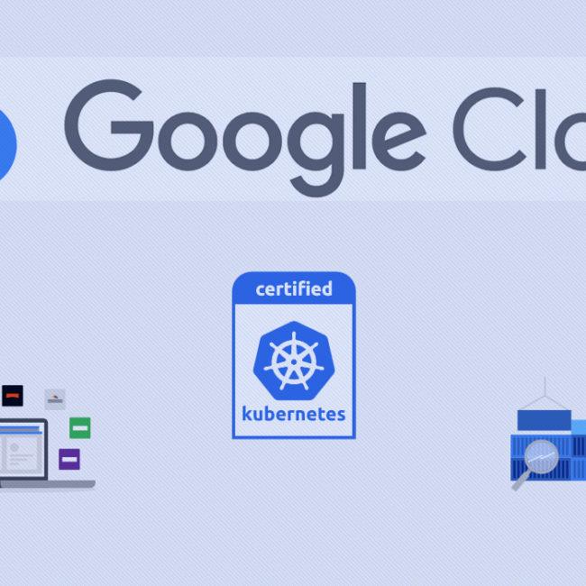 google cloud kubernetes